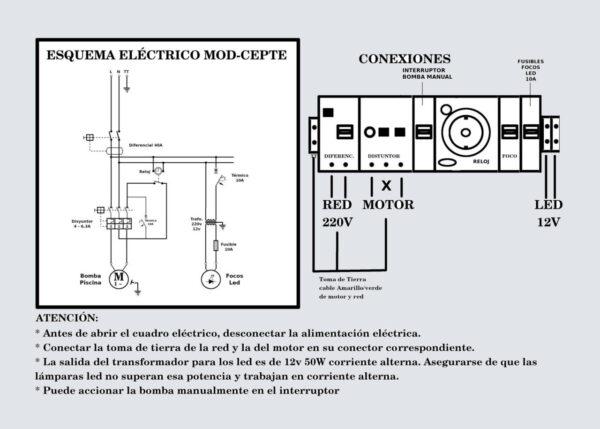 esquema eléctrico