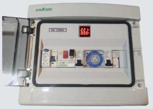 Cuadro eléctrico digital para piscina Melppa