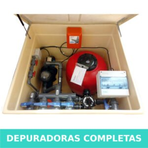 DEPURADORAS COMPLETAS